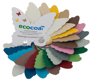 EcoCoat Colour Selection